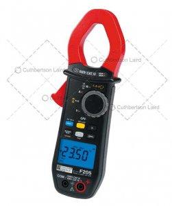 chauvin-f205-clampmeter